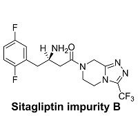 Sitagliptin impurity B