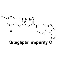 Sitagliptin impurity C